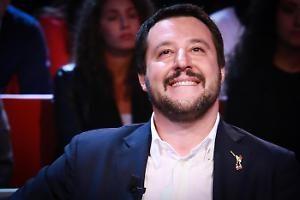 """Salvini epocale: """"Per la libertà sono pronto anche al carcere"""""""