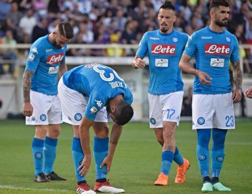 Serie A Il Napoli cede anche alla Fiorentina 0-2