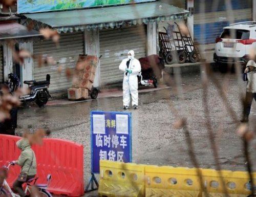 Cina, Virus, Wuhan isolata Nessuno può entrare
