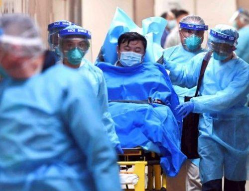 Coronavirus Sale a 106 il numero dei morti Scuole chiuse È piena emergenza