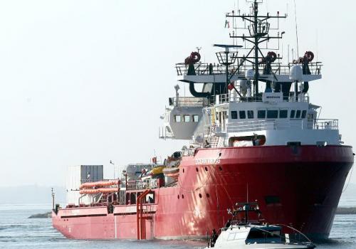 Lamorgese apre Pozzallo alla Ocean Viking