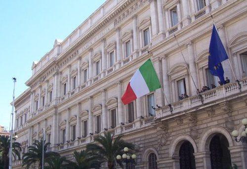 Crescita Bankitalia stima le perdite per l'anno 2020-2021