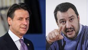"""Gregoretti, Salvini a valanga su  Conte: """"Sacrifica dignità per poltrona"""""""