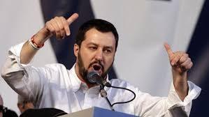 """Caso Gregoretti, Salvini: """"Sì della Lega al Processo"""""""