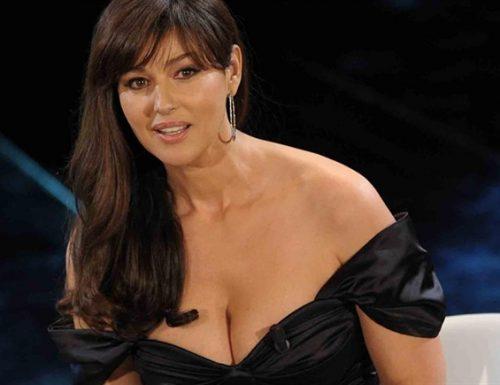 Sanremo Monica Bellucci fa dietrofront