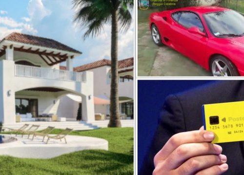 Reddito di Cittadinanza con la Ferrari La Guardia di Finanza scopre altri 237 casi irregolari a Locri