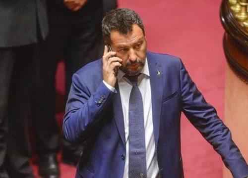 Salvini telefona a Conte Ecco le proposte della Lega