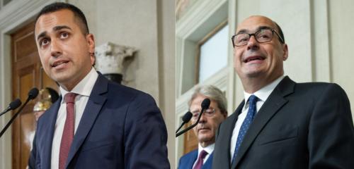 Salvini a processo Il sondaggio Emg Acqua per Agorà boccia PD e 5 Stelle
