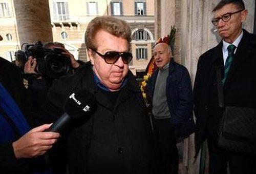Torna in carcere Vittorio Cecchi Gori Ecco i dettagli