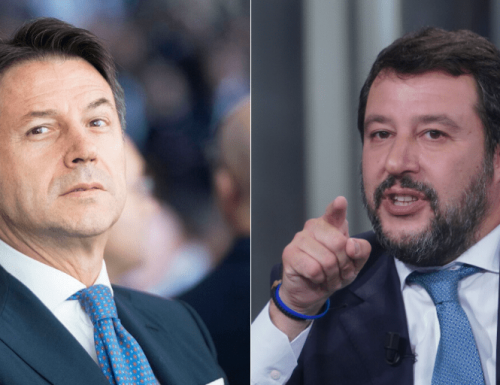 """Coronavirus Salvini risponde a Conte con una diretta Facebook: """"Ritardi? Ma per favore. Si doveva intervenire prima"""""""