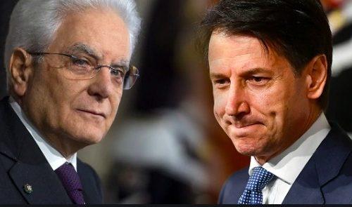 Coronavirus, Mattarella si schiera con i medici e critica Conte