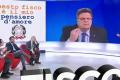 """Brambilla zittisce  Timpone da Mirta Merlino a La7: """"Stia zitto se no mi alzo e me ne vado!"""""""