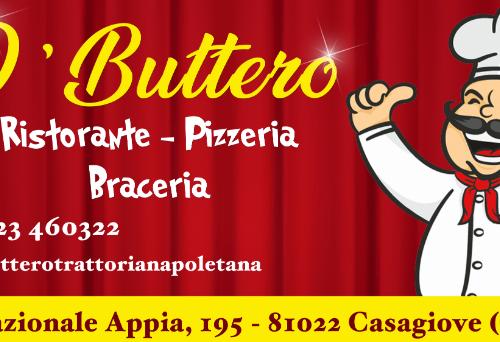 """A Caserta apre: """"Ristorante-Pizzeria """"O 'Buttero"""", ed è subito successo"""