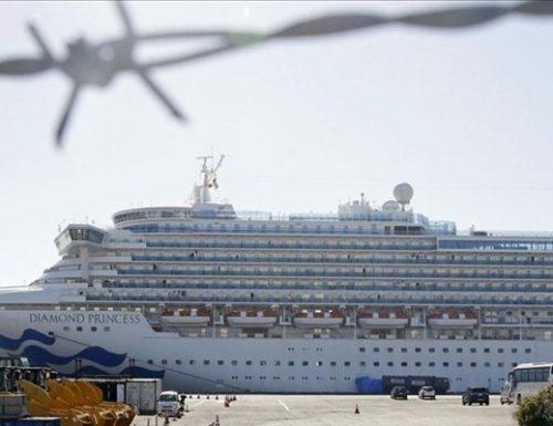 Coronavirus Panico sulla nave da crociera Diamond Princess: un italiano è positivo al test