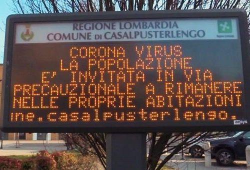 Coronavirus, misure drastiche La Lombardia si blinda: sospese le partite, chiuse scuole, musei e uffici