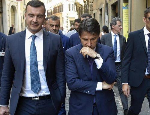 Economia e Pil a picco Sbugiardato Conte Ora in Europa gli fanno le pernacchie..