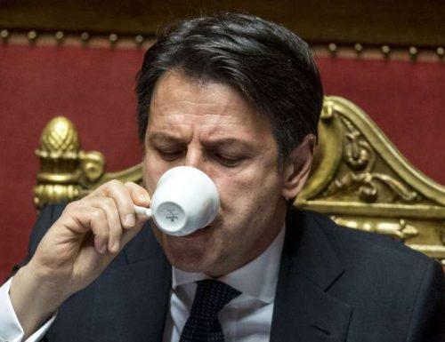 Spese pazze a Palazzo Chigi Conte acquista 10 mila euro di caffè