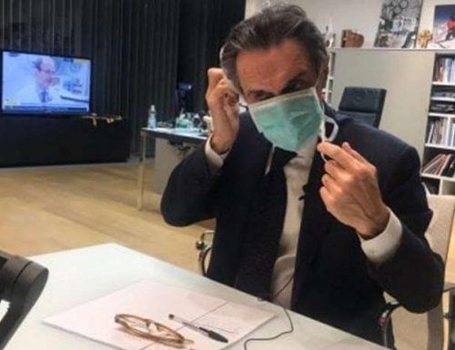 """Coronavirus Attilio Fontana: """"Una mia collaboratrice positiva al virus. Mi metto in isolamento"""""""