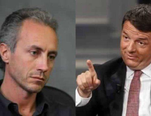 """La lotta infinita Renzi querela Travaglio: """"Siamo a quota 15. Pagherà colpo su colpo i suoi insulti"""""""