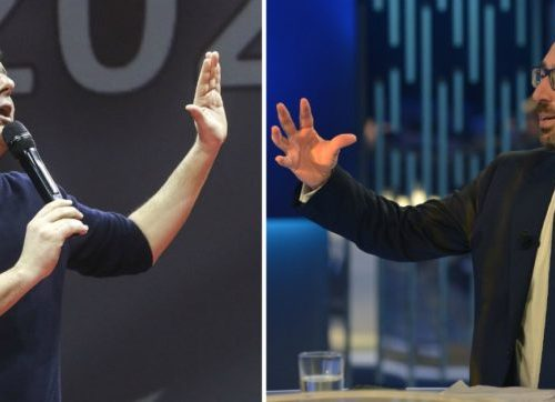 """Il Retroscena che fa tremare Conte, grillini e Pd Renzi: """"Niente follie grilline, meglio un accordo con Salvini"""""""