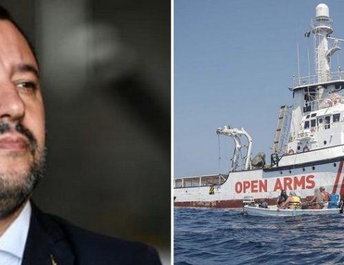 """Matteo Salvini contro alcuni giudici: """"Fanno politica nel nome di un partito"""""""