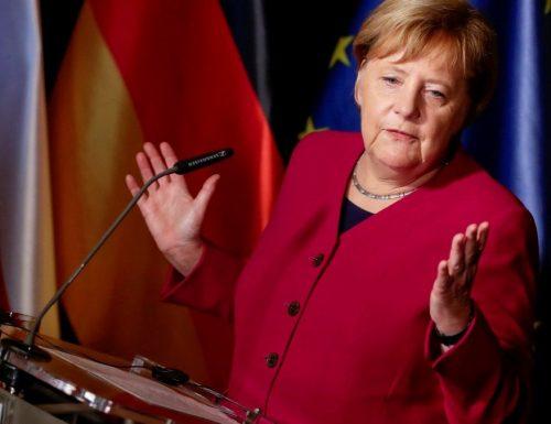 La Merkel dice no agli Eurobond? Si salvi chi puo? Allora restituisca  all'Italia il suo debito di guerra