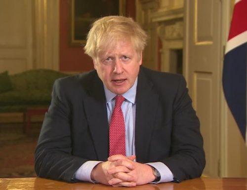 """Il messaggio di Boris Johnson: """"Sono positivo al Covid-19"""" Allerta massima in Inghilterra"""
