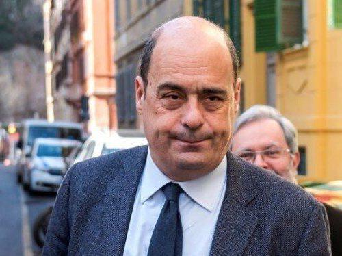 """Lo schifo Mentre l'Italia muore Zingaretti aumenta lo stipendio agli Zinga-boys La Lega si scaglia contro: """"Assurdo"""""""