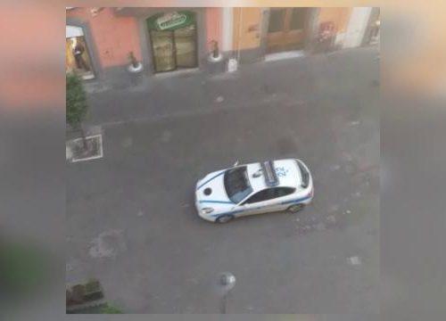 "Salerno si blinda: ""restate a casa"""