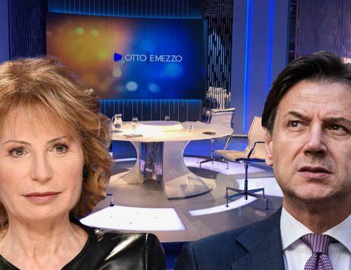 """Daniele: """"Ricordate cosa disse lo statista  Giuseppe Conte dalla Gruber?"""" Pagliaccio senza precedenti"""