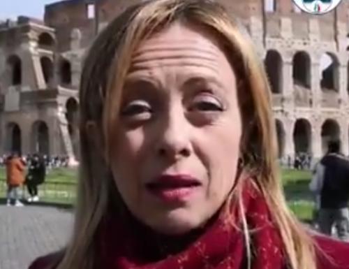 """Meloni umilia il Ministro Di Maio, scomparso dopo l'emergenza coronavirus: """"Agli amici di tutto il mondo, venite a visitare l'Italia"""""""