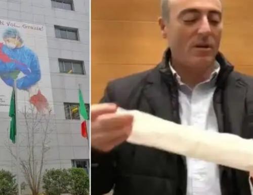 La rivolta della Lombardia: ci hanno inviato carta igenica al posto delle mascherine