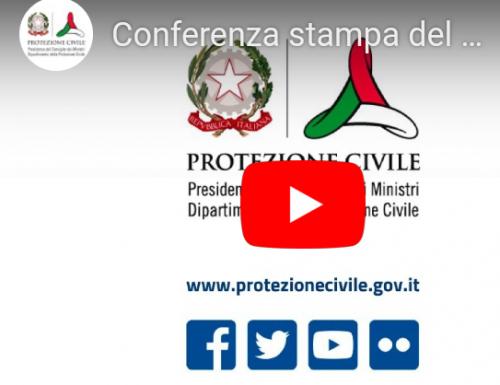 """Brusaferro, fa il punto sui contagi: """"La curva si sta stabilizzando"""" Guarda online la Conferenza della Protezione Civile"""