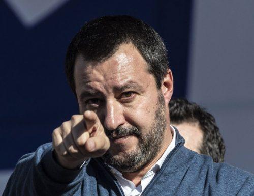 """Salvini si appella a Mattarella: """"Richiediamo cinque interventi immediati, il governo non ci ascolta"""""""
