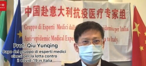 """Coronavirus, la Cina avverte l'Italia: """"Chiudere tutto. State perdendo tempo"""""""