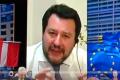 """""""Ora basta"""" Salvini si rivolge direttamente a Mattarella: """"L'Italia resterà libera o finirà nelle mani di Pechino o Berlino?"""" [Video]"""