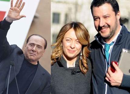"""Meloni asfalta Berlusconi: """"I veri nemici della Ue sono gli europeisti alla Macron"""" Il riferimento non è casuale…"""