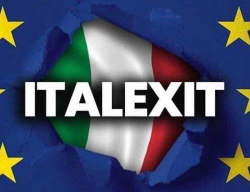 Sondaggio bomba schiaccia l'Europa: il 50% degli italiani vuole uscire dall'UE