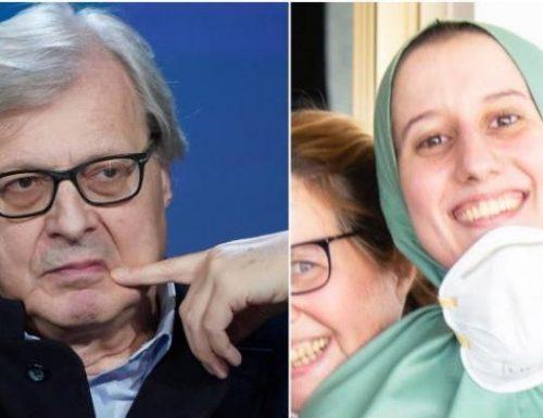 """BOOM Un Vittorio Sgarbi incontenibile: """"Denuncio la Romano Ventriloquo della Jihad"""" E i PM lo indagano"""