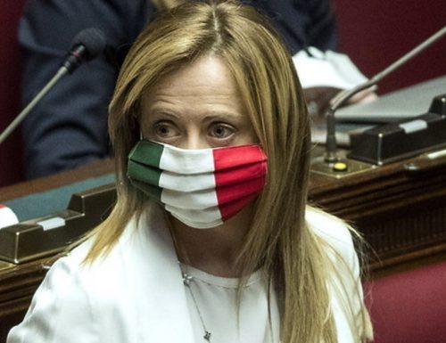 """Giorgia Meloni: """"Lo Stato non sia nemico delle imprese. Aiutare le imprese italiane a rimanere aperte deve essere una priorità"""" [Video]"""