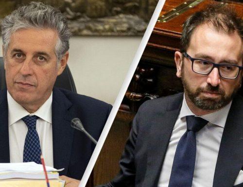 """Altra bomba contro Bonafede Nino Di Matteo: """"La telefonata a Giletti? Confermo tutto, ma ho molto in più da dire, aspetto che mi chiamino"""""""