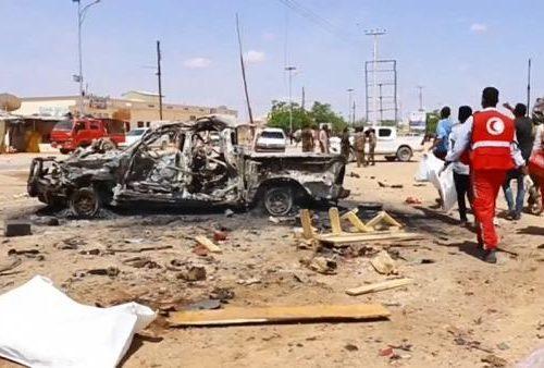 """Con i soldi del riscatto del governo italiano? Attentato con autobomba a Mudug I buonosti di Al-Shabaab: """"La firma è la nostra"""""""