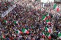 """[2 Giugno in Piazza] Conte peggio di Wanna Marchi ai tempi d'oro Meloni: """"2.600.000 lavoratori aspettano ancora la cassa integrazione di marzo. Governo vergognoso"""""""
