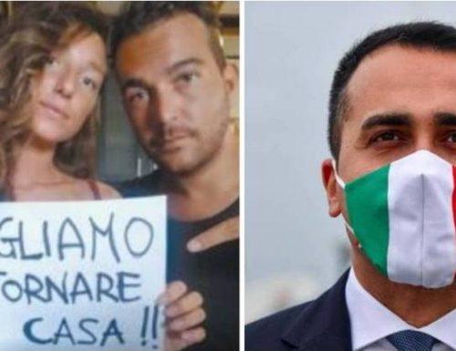 """[Incapaci e Inadeguati] Conte e Di Maio si dimenticano degli italiani bloccati (causa coronavirus) all'estero: """"ci ha dimenticato"""" State sereni, anche a noi"""