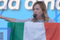 """[Democrazia a rischio] Meloni: """"Piazza vietata all'opposizione, ma alla sinistra per il 25 aprile, in piena pandemia, sì"""" E sui Magistrati contro Salvini: """"fine di uno stato di diritto"""""""