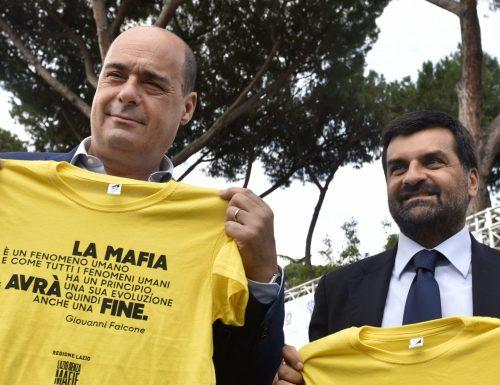 """Luca Palamara, Nicola Zingaretti da ridere: """"Rapporti corretti e limpidi"""" Certo, prendevano il Tè delle 17"""