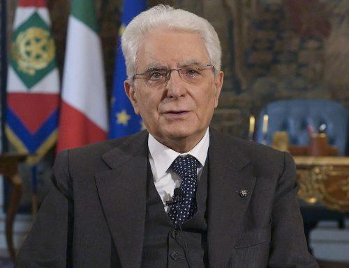 """Scandalo  procure,  Mattarella non si assume la responsabilità: """"Non si può scioglierlo a discrezione"""""""