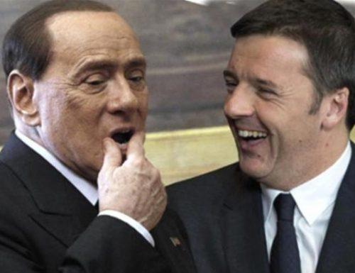 Il premier Conte chiama Berlusconi. E Renzi propone l'inciucio con Forza Italia per salvare il culo di Conte E il Cav. cosa dice?