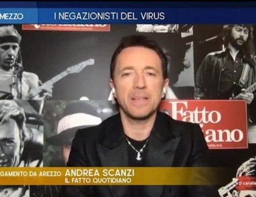"""Scanzi al veleno contro Salvini: """"Non è uno statista"""". E la Gruber gode Ma dove vivono, su Marte?"""