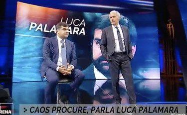 """Luca Palamara, che coraggio: """"Salvini mer***"""": """"Ho sbagliato, ma frase decontestualizzata"""" Con questi personaggi l'Italia non arriva da nessuna parte"""